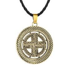 Ожерелье Cxwind Viking Slaciv, подвеска в виде дерева жизни, пустотелое дерево, Скандинавское мифологическое ожерелье с перекрестным узлом, оптовая ...(Китай)