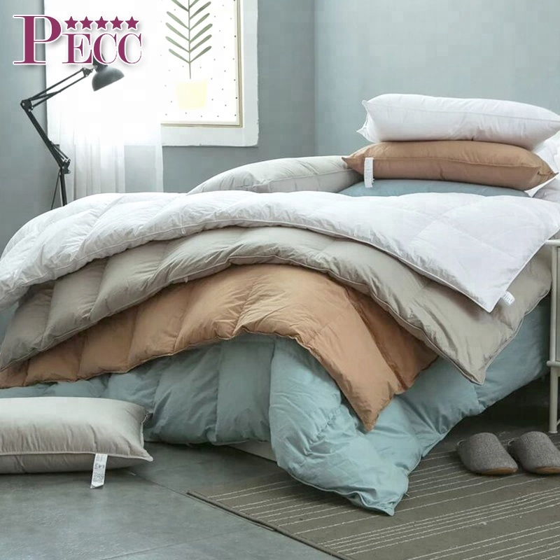 Factory Price Private Label Soft New Coming Down Quilt/Comforter