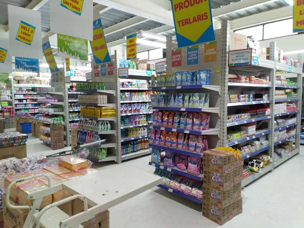 Best Selling Supermarket Equipment Gondola Shelving