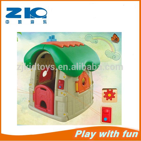Пластиковая Экологически чистая Крытая и наружная Дешевая современная игровая площадка, оборудование для детской площадки