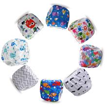 Bebê nadar fraldas fralda de pano do bebê swimwear swim suit para meninos ou meninas crianças swimwear sunga frete grátis