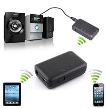 Best Price High Quality Portable 5V 3.5mm Wireless Bluetooth A2DP Audio Music Streaming Transmitter Home Car AUX Adapter