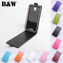 Brand Luxury PU Leather Case Cover For Lenovo A5000 A 5000 Phone Case Original Vertical Flip Back Cover Skin Protective Housing
