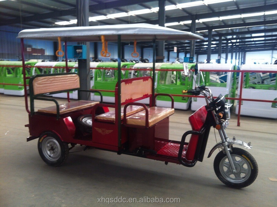 2015 Friendly Boss Classic Indian Style China Rickshaw For
