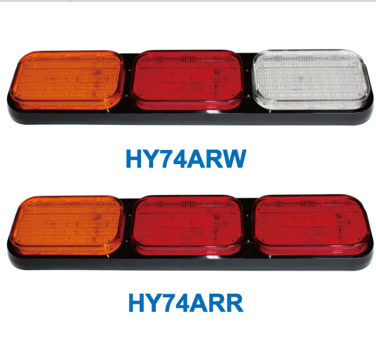 Hot sale led combination tail light E-MARK Approval led tail light for truck and trailer