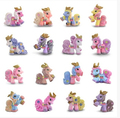Free Shipping 2pcs Lot Princess Collection PVC Figures little horse Christmas Gift Birthday Gift