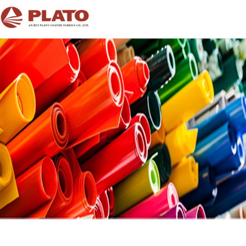Tela Recubierta wholesale certified PVC Coated Polyester Reinforced Fabric roll