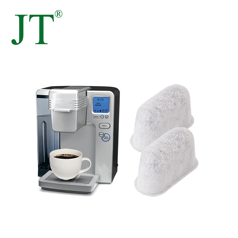 Replacement Activated Charcoal Coffee Maker Machine Water Filter