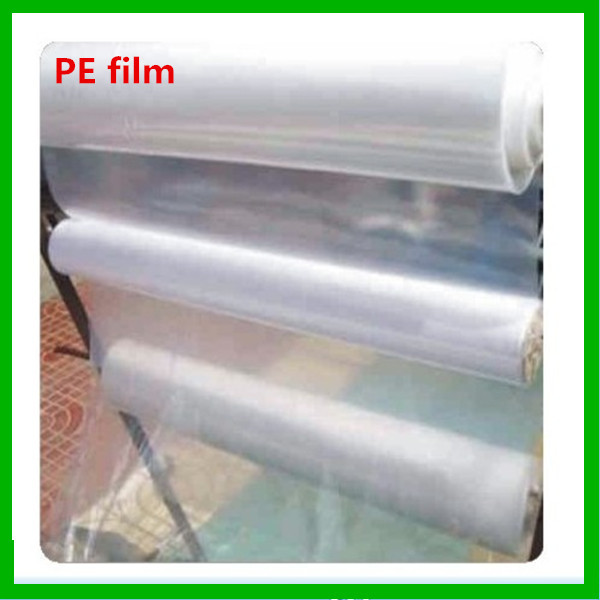 УФ-защита 80-120 микрон коэкструдированная пластиковая ПВД пленка для теплиц