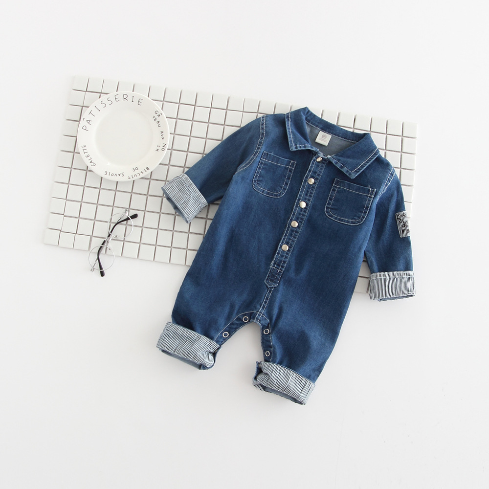 Pelele Para Bebes Ninos Y Ninas Pantalones Vaqueros De Diseno Otonal Mono De Moda Para Ninos Pequenos Buy Pantalones Vaqueros Para Bebes Mamelucos De Otono Para Bebes Mono Para Ninos Product On Alibaba Com