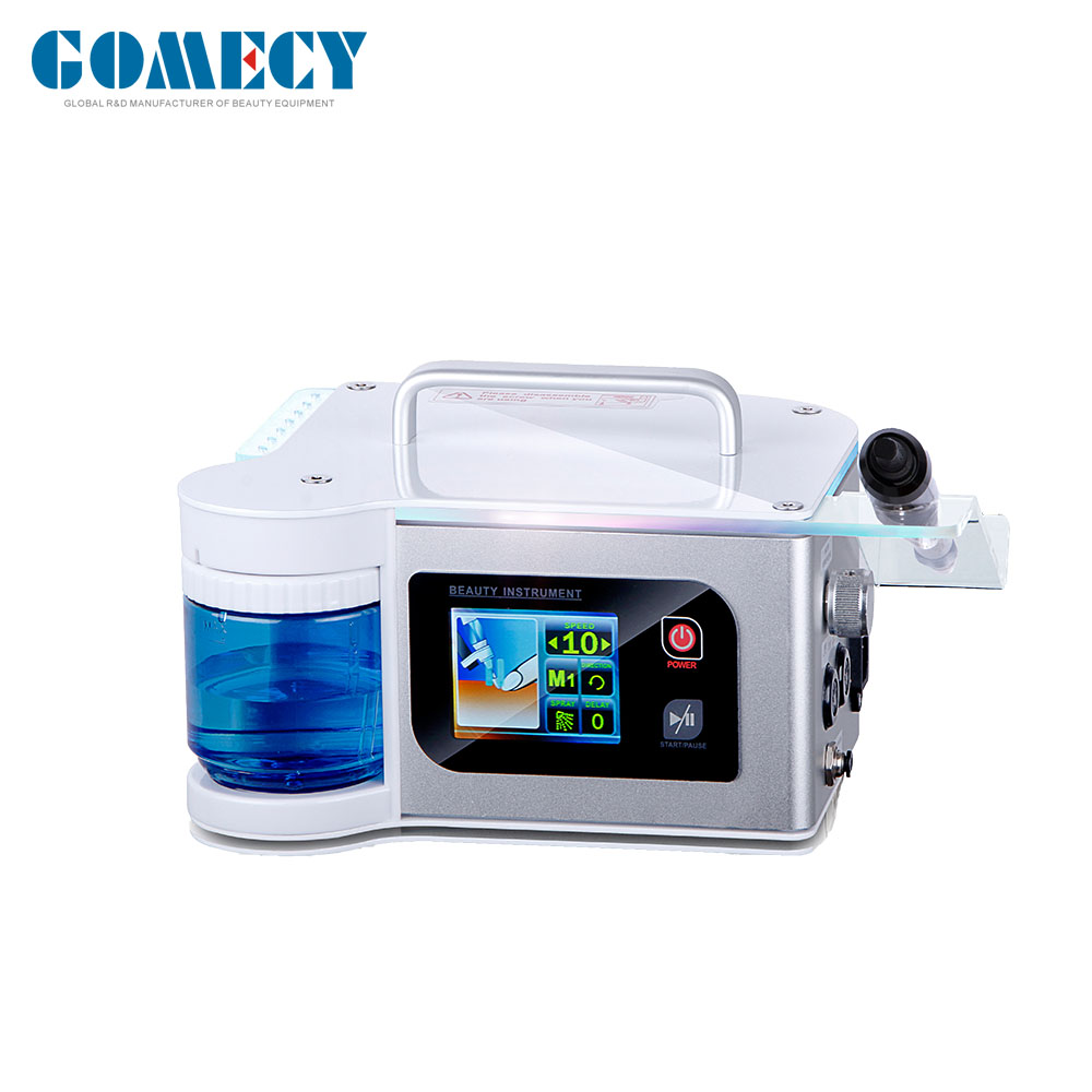 Factory directly NEWEST electric manicure pedicure nail drill Vacuum suction brushless electric manicure pedicure nail drill