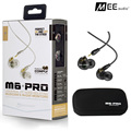 New Wired earphone MEE audio M6 PRO Universal Fit Noise Isolating earphones Musician s In Ear