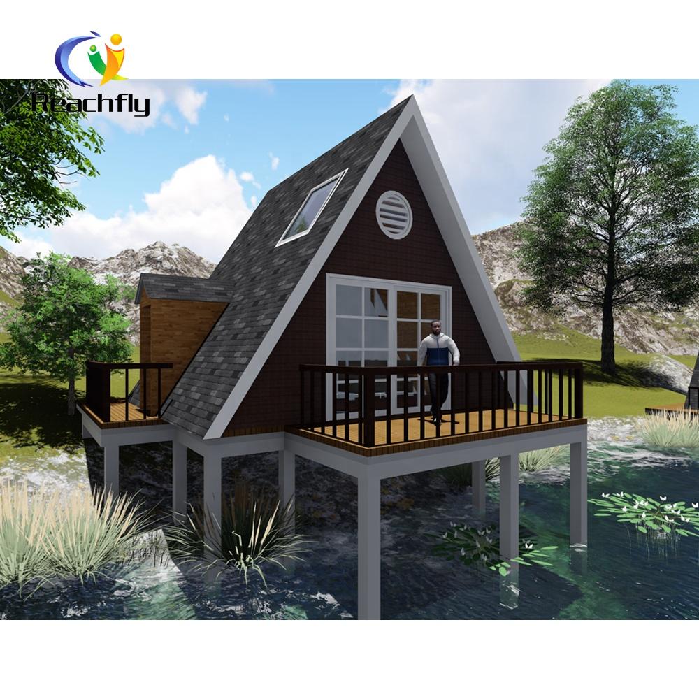 Triangle House Prefab A Frame House Kits Resort House Buy A Frame Home Kit A Frame House Kit A Frame House Product On Alibaba Com