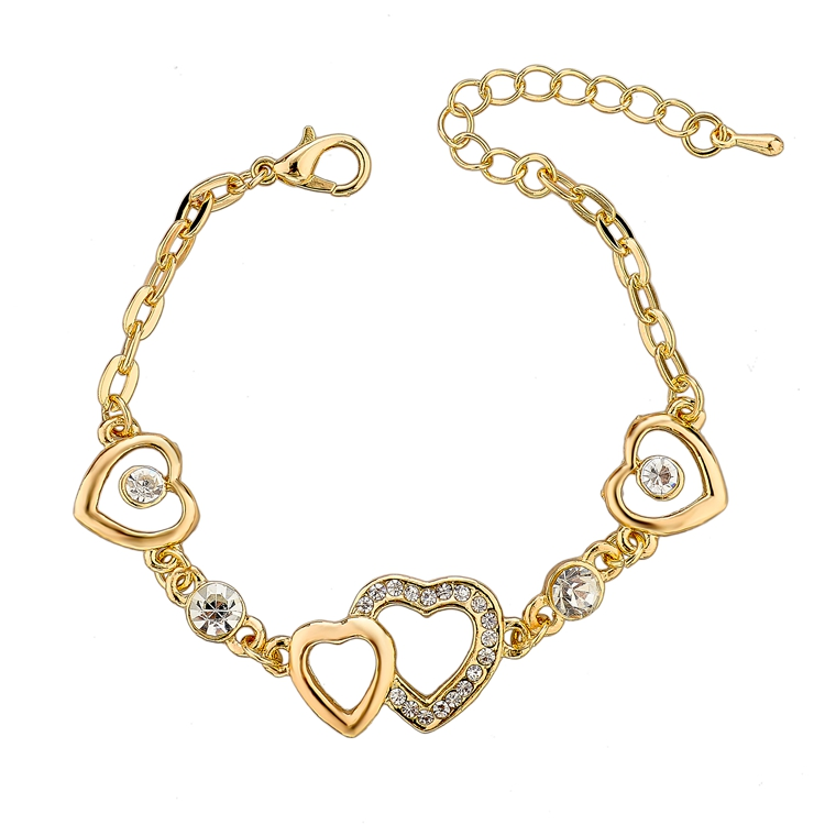 Aliexpress.com : Buy Crystal Love Bracelets & Bangles For ...
