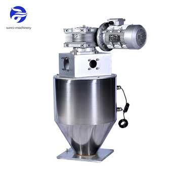 Stainless steel hopper feeder and Powder granule loss in weight feeder system
