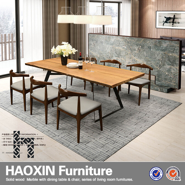 Wholesale New Style Burlywood Finished Wood Veneer Table Top Dining Room Furniture Sets Made In China For Sale Buy Italian Style Dining Room Furniture Triangle Dining Table Dining Room Furniture Japanese Style Dining