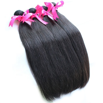 High Quality Cuticle Aligned Straight Hair Closure With Baby Hair