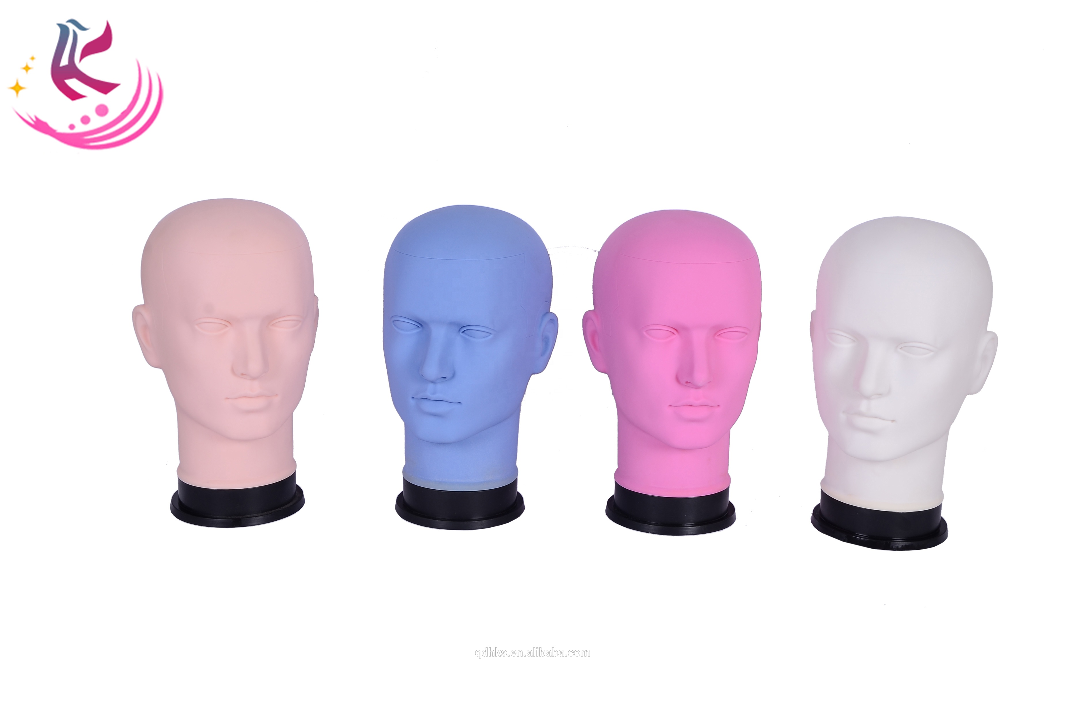 clear head mannequin mannequin head and neck toy mannequin head