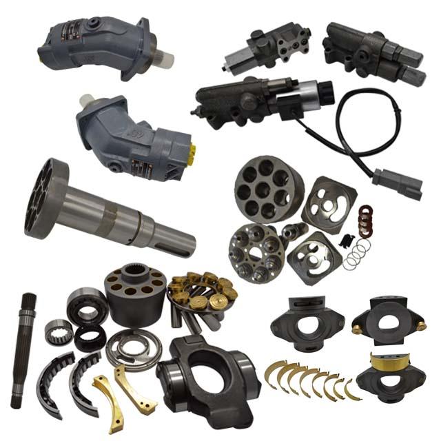 REXROTH A6VM107/140/160 hydraulic piston pump parts