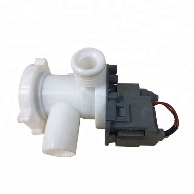 Новый 50 Гц 60 Гц ac пластиковый водяной сливной насос askooll для стиральной машины