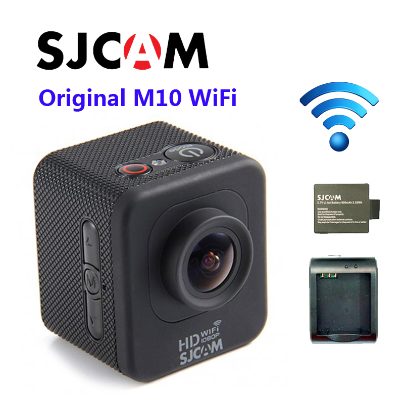 Free Shipping!!Original SJCAM M10 Wifi Waterproof Sport Action GoPro