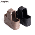JouFou 5 56 NATO Tactical Hunting Accessories Rubber Sleeve Clip Protect Hands For M4 Airsoft Rifle