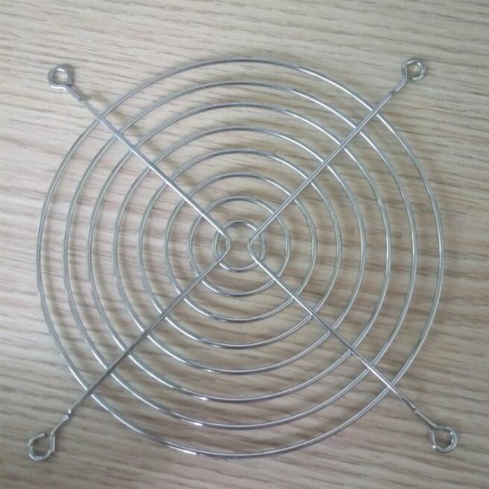 201 304 нержавеющая сталь провод вентилятора металлическая решетка пальцев