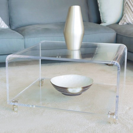 Perspex Clear Acrylic Coffee Table With Wheels Buy Perspex Clear Acrylic Coffee Table With Wheels Transparent Clear Plastic Coffee Table Modern Coffee Table With Wheel Clear Acrylic Coffee Table Plexiglass Coffee Table Dinning