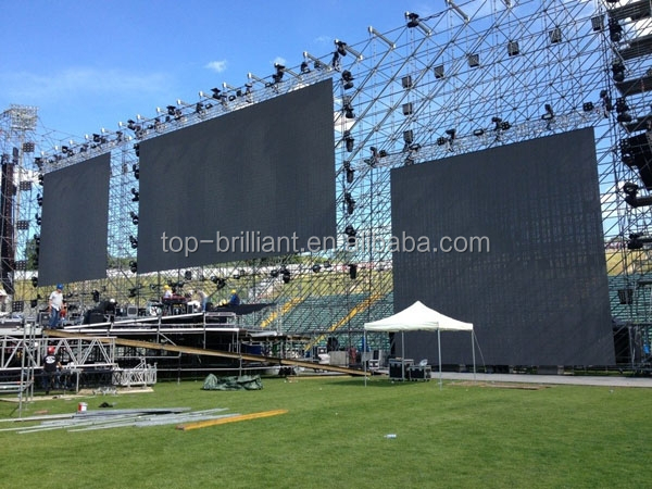 Led Screen: Jumbotron Led Screen
