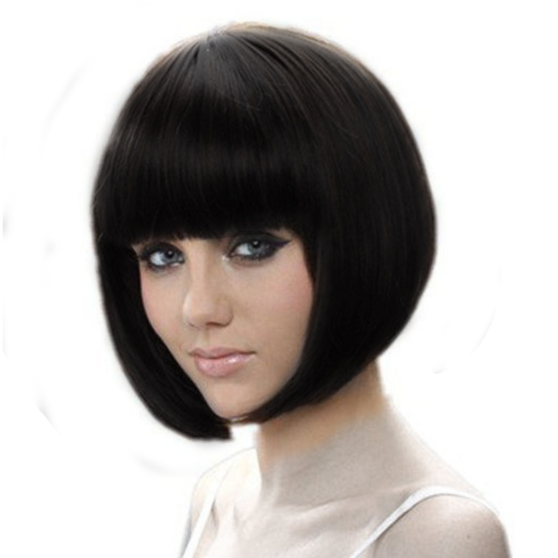 Online Get Cheap Colored Bob Wigs Aliexpress Com