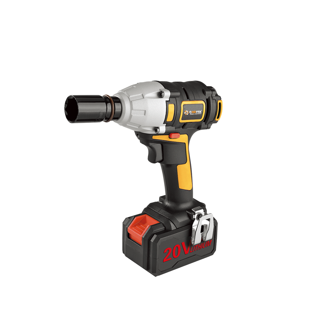 COOFIX CF3018 20V 3.0Ah/4.0Ah/6.0Ah  1/2' Power Cordless Brushless Impact Wrench For Sale