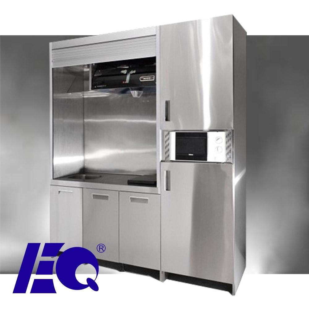 Mini Kitchen Cabinets: Open Kitchen Mini Pantry Cabinet Oem Stainless Steel