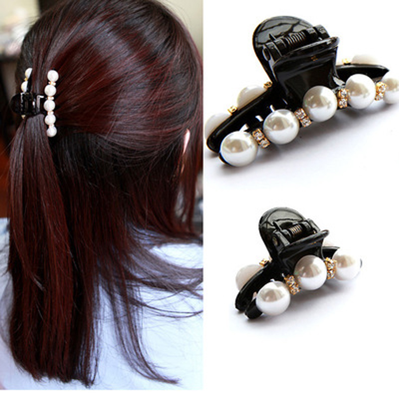 Incredible Claw Clip Hair Styles Promotion Shop For Promotional Claw Clip Short Hairstyles For Black Women Fulllsitofus