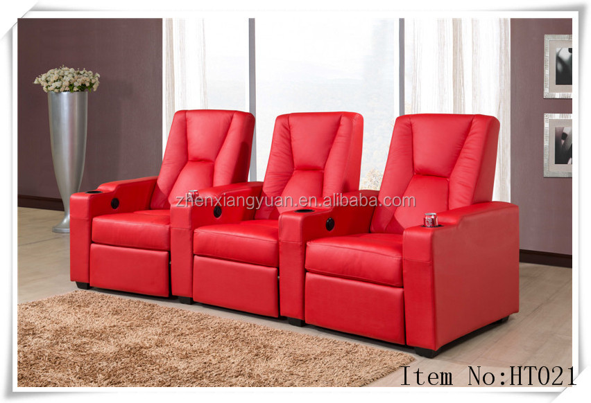 Electric Home Theater Seating Cinema Chair Recliner Sofa