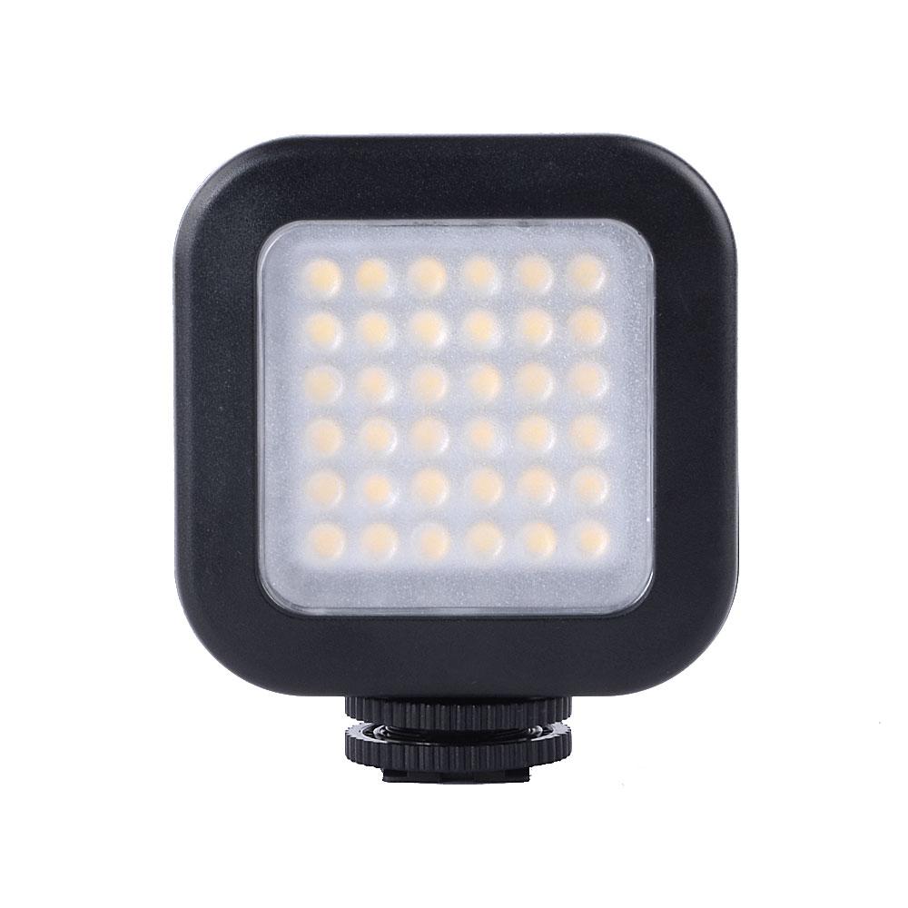 Фотостудия Освещения 36 Малых СВЕТОДИОДНЫЕ лампы Видео для DSLR Камеры Видеокамеры мини DVR