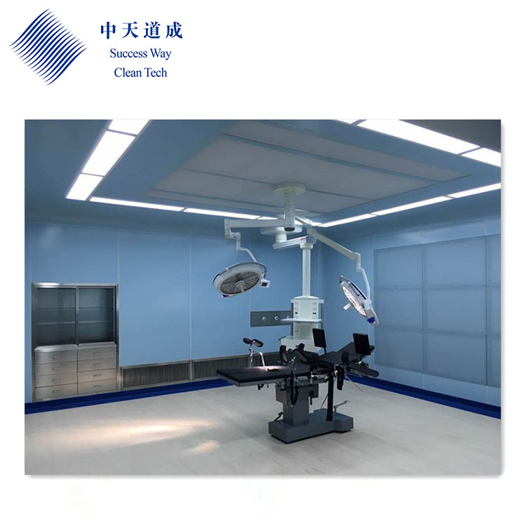 Modular Operation Theatre Clean Project Provider