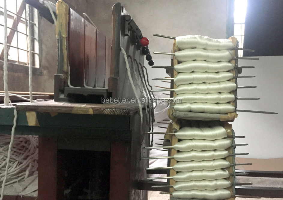China supply factory direct 20/22d 40/44D raw mulberry silk yarn in carton