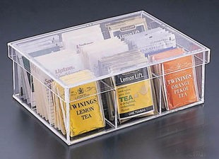 Acrylic Tea Bag Box Jpg Transpa 9 Jewelry Storage