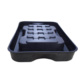 High quality custom HDPE Logistics Flow Tray Vacuum Forming