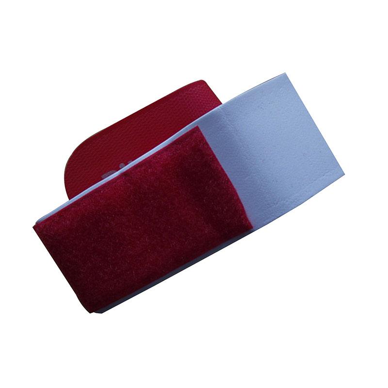 High quality Durable custom logo rubber ski strap