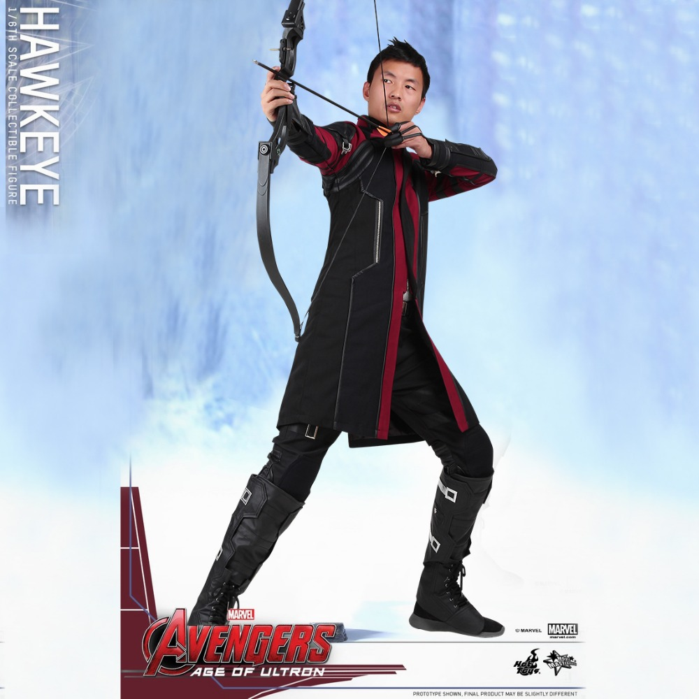Super Hero Avengers Age Of Ultron Clint Barton Hawkeye  sc 1 st  Meningrey & Hawkeye Costume For Men - Meningrey