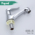 China Supplier Rapsel Copper Single Cold Tap Chrome Plated Basin Faucet