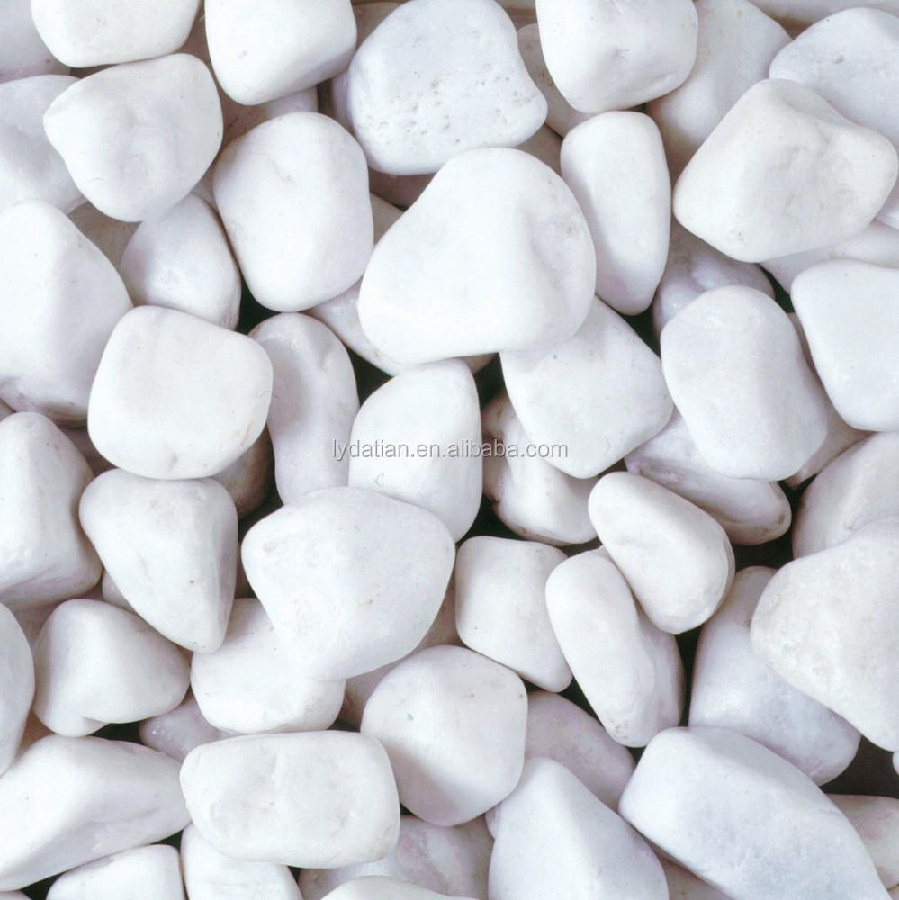 blanc galets de pierre pour jardin pas cher avec une bonne qualit cailloux et gravier id du. Black Bedroom Furniture Sets. Home Design Ideas