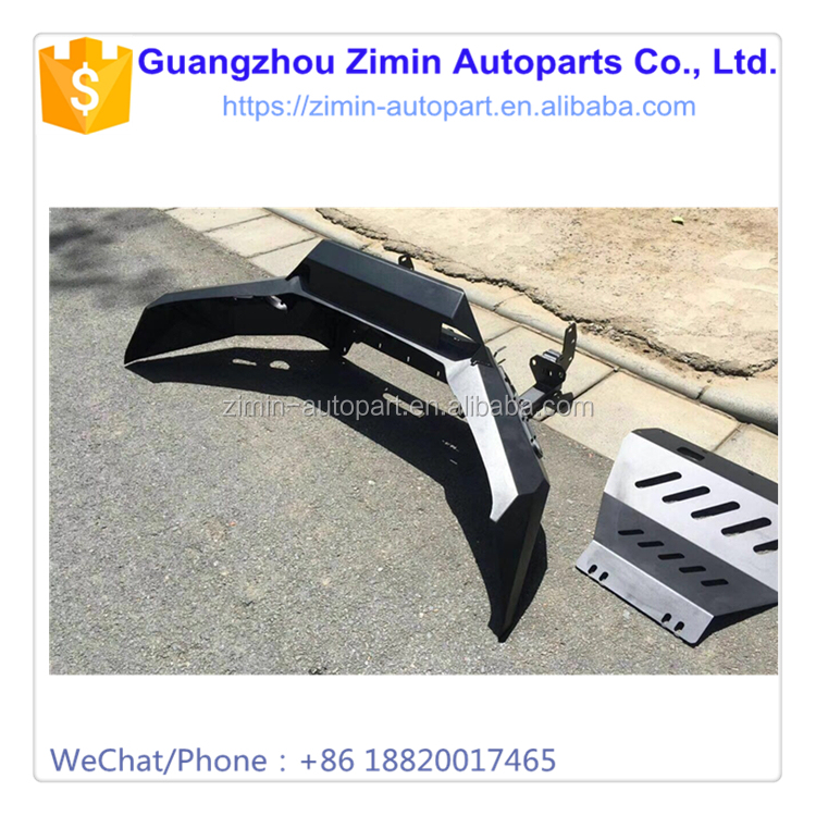 BLACK STAILLESS STEEL FRONT BUMPER FOR NAVARA NP300 FRONT BUMPER Auto Car front bumperfor NP300<strong><span style=