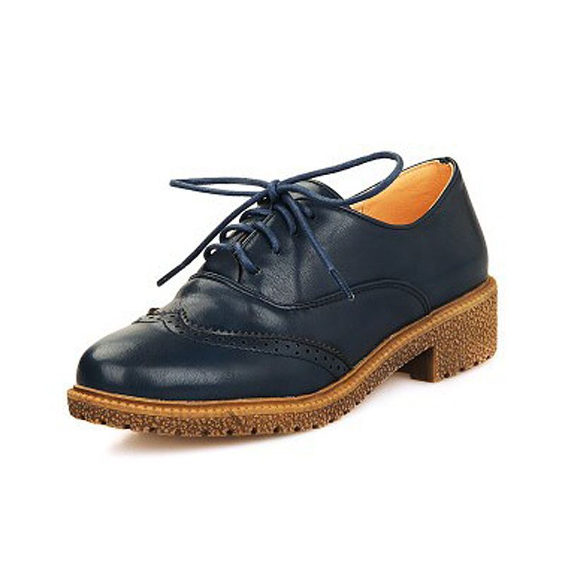 Jan Causal Lace Up Shoes