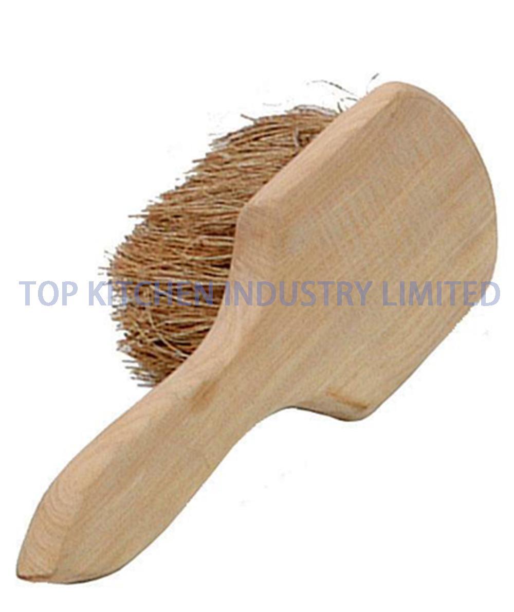 Palmyra Wok Brush Palmyra Bristal Wood Block Buy Wok Brush Cleaning Brush Brush Product On Alibaba Com