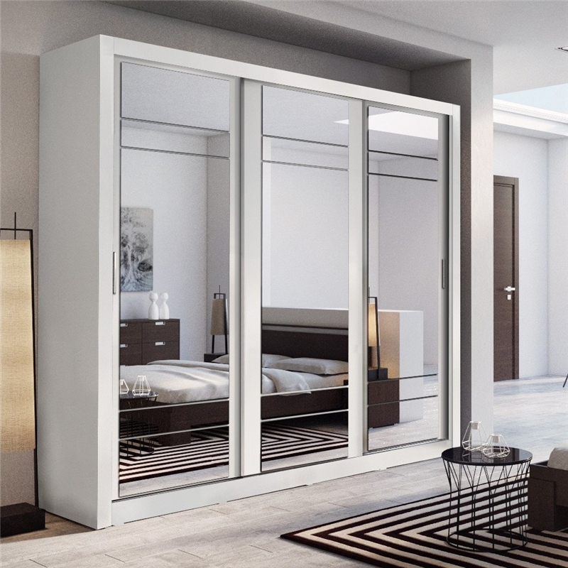 2019 Top Sale Modern Bedroom Sliding Wardrobe Sliding Doors Glass Wardrobe Buy Bedroom Wardrobes Wardrobe Bedroom Storage Cabinet Product On Alibaba Com