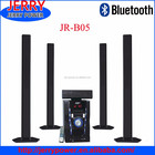 Home Theater System 5.1 Channel DVD CD 100 Watt Surround Sound New Speaker With Sub Woofer