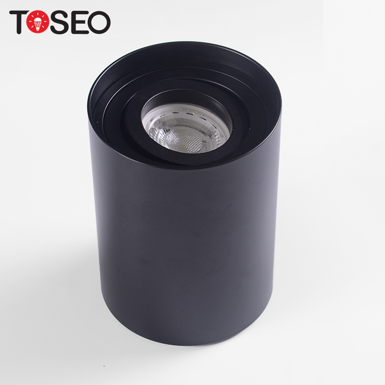 Lamp parts shades cylinder surface mounted down lamp shade diameter 85mm 8.5cm light housing