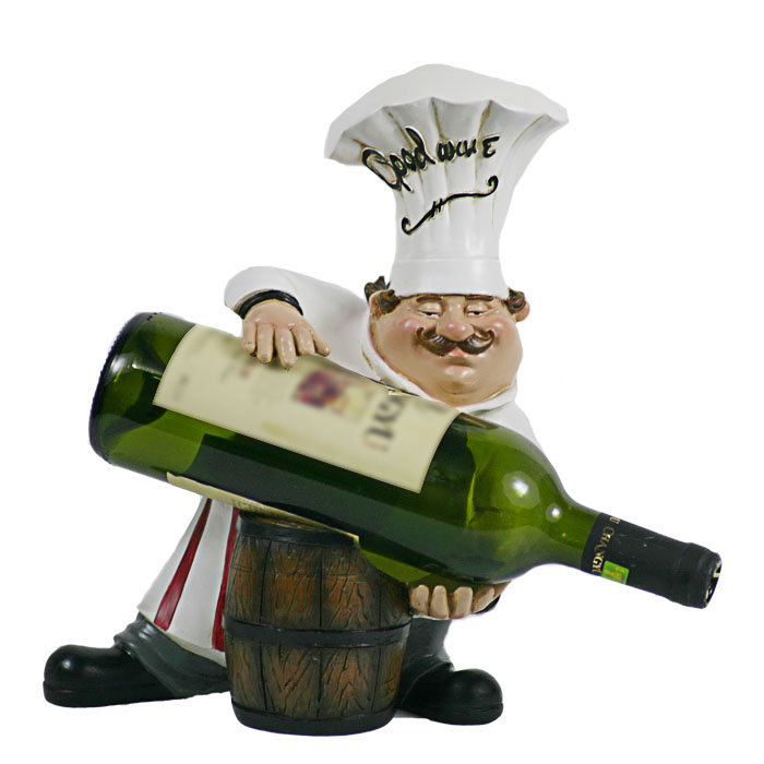 Fat Small Resin Chef Wine Holder Figurines Buy Fat Chef Kitchen Decor Fat Chef Figurines Fat Chef Decor For Kitchen Product On Alibaba Com